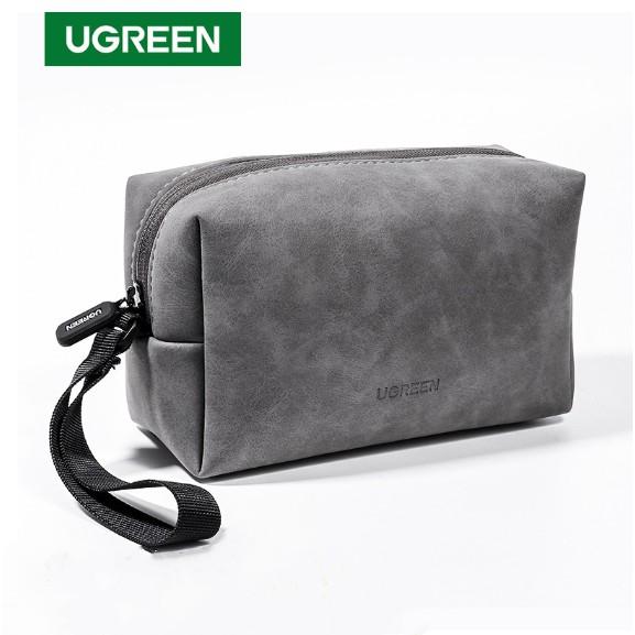 ugreen กระเป๋าเก็บอุปกรณ์อิเล็กทรอนิกส์ เหมาะกับการพกพา เดินทาง กันน้ำได้