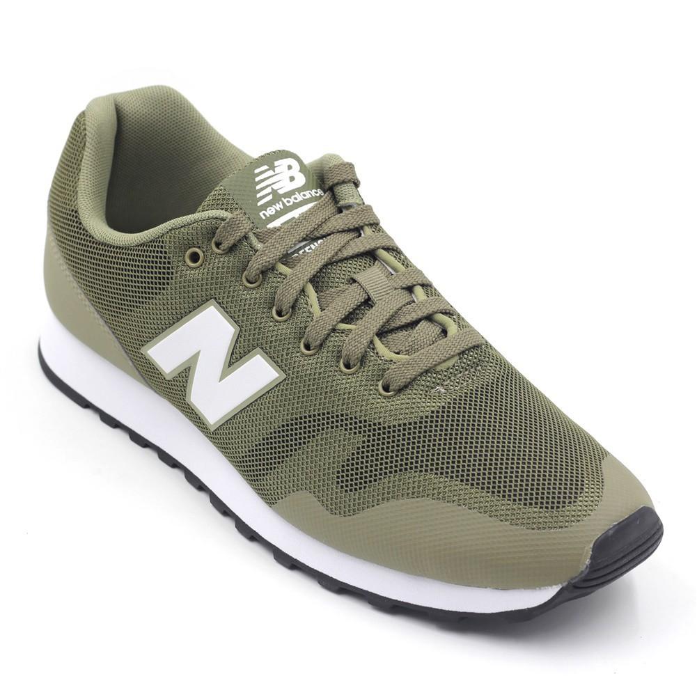 New Balance รองเท้าผ้าใบ รุ่น MD373OG