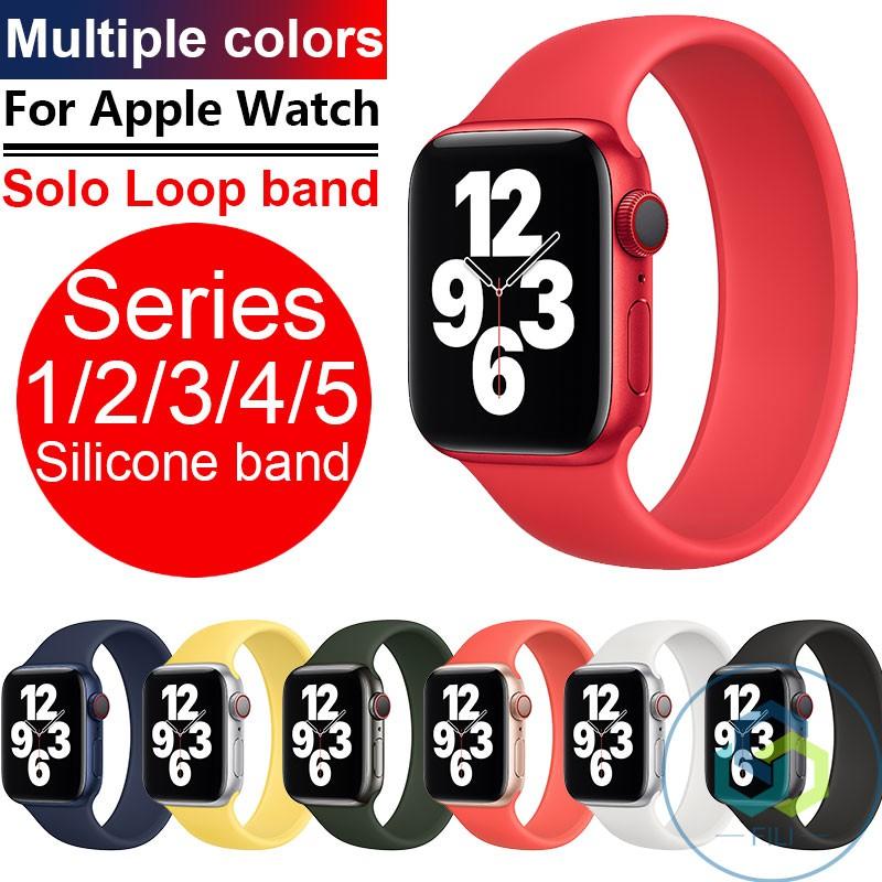 สาย Apple Watch series5 สาย Apple Watch สายนาฬิกาสมาร์ทวอทช์ 42mm 44mm apple watch series 1234 band