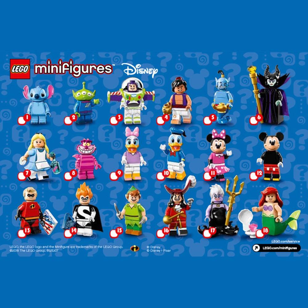 Sticker 81-The Lego Movie 2-Blue Ocean