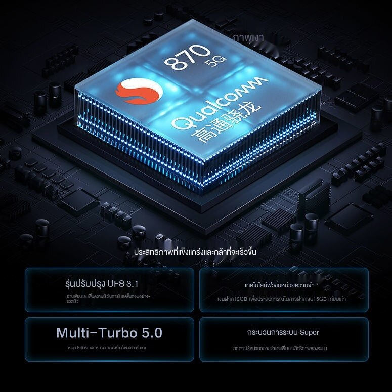 [จัดส่งภายใน 2 วัน]iQOONeo5 vivo iQOO 5gXiaolong870 สมาร์ทโฟน (พนักงานส่งของเปิดเครื่องใหม่โดยไม่ได้ตั้งใจตอนนี้ส่วนลด 3
