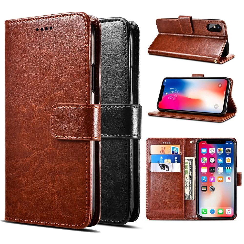 Case Samsung J7 J5 J2 Prime Samsung J3 J5 J7 Pro A5 A7 2017 Samsung A8 A6 J4 J6 Plus A9 J7 J8 A7 2018 J3Pro J5Pro J7Pro Soft Flip Leather Phone Case Casing