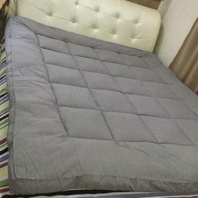 Topper ที่นอนสุขภาพ ราคา800-850-890 บาท ขนาด3-3.5-5-6 ฟุต