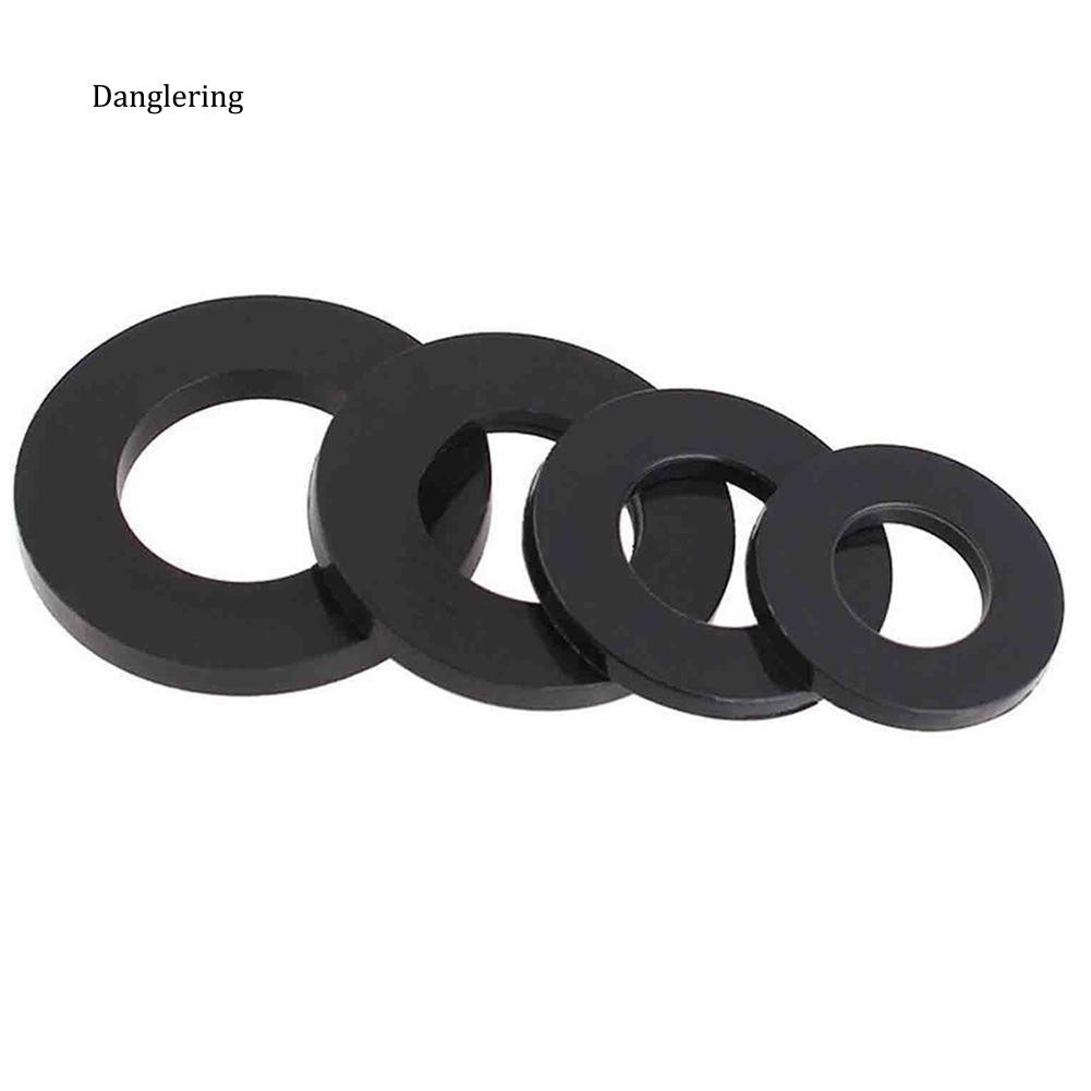 40 Assorted Nylon Washers 10 off M4//M5//M6 and M8
