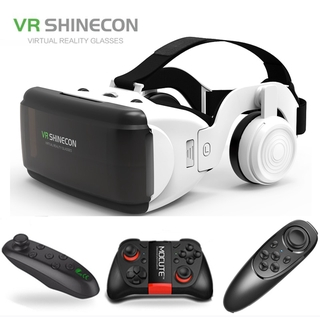 VR glasses Shinecon Pro Virtual reality 3D VR glasses Google Cardboard headset virtual glasses for smart phones ios Andr