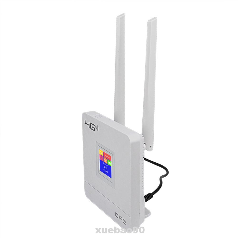 WIFI Repeater Portable High Speed Transmission Mobile 2.4GHz External Antenna Hotspot Modem Wireless Routers