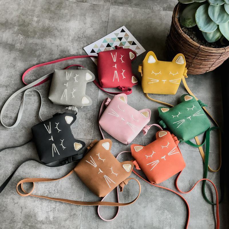 กระเป๋าสะพายไหล่ขนาดเล็กสไตล์เกาหลีสำหรับเด็ก anello กระเป๋าสะพายข้าง coach พอ กระเป๋า sanrio gucci marmont bag วินเทจ