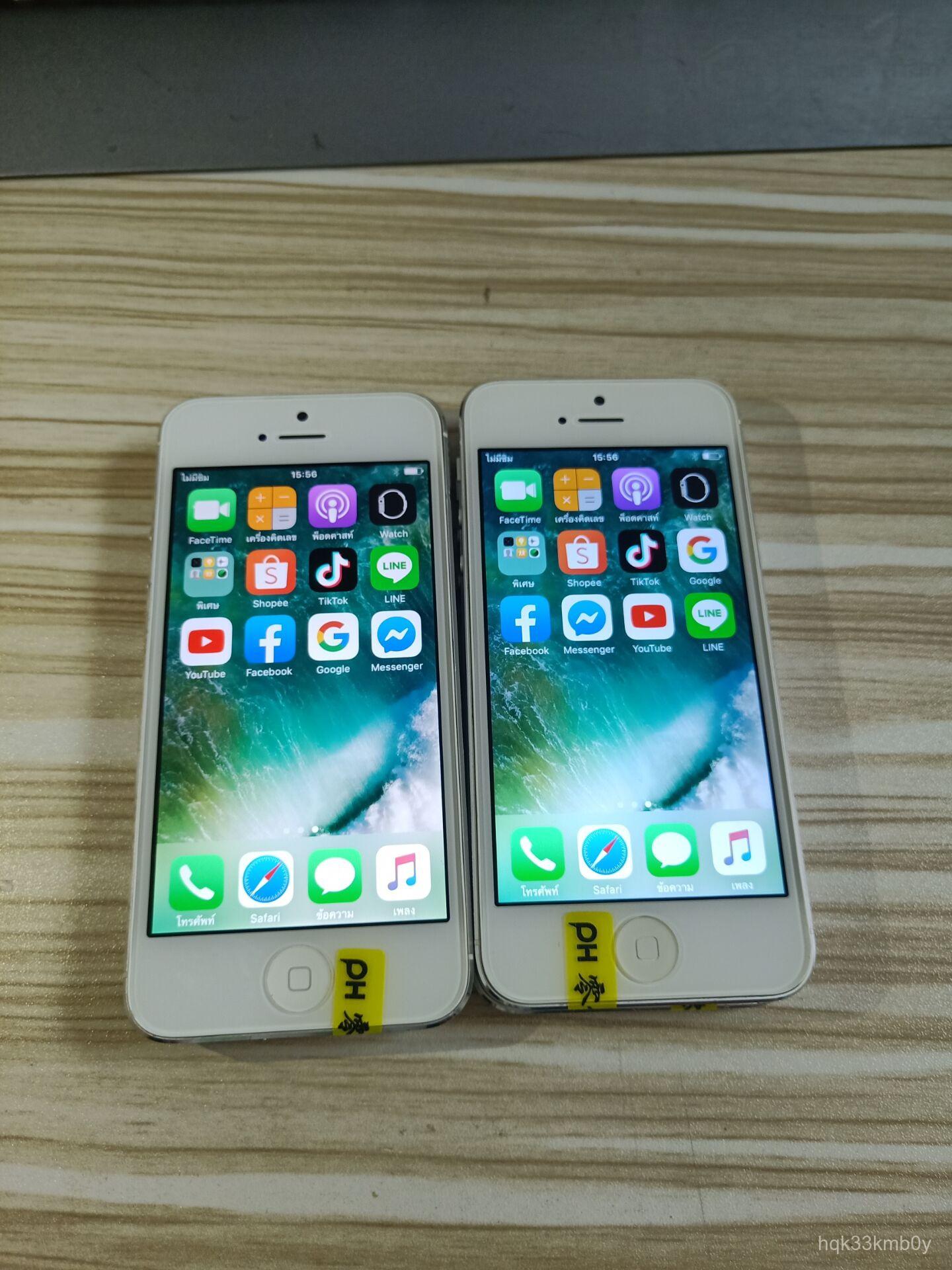 แอปเปิ้ล Apple iPhone 5S  มือถือราคาถูก ไอโฟน5มือ2 โทรศัพท์มือถือ 16G มือถือราคาถูก โทรศัพท์แท้ โทรศัพท์มือสอง iPhone 5