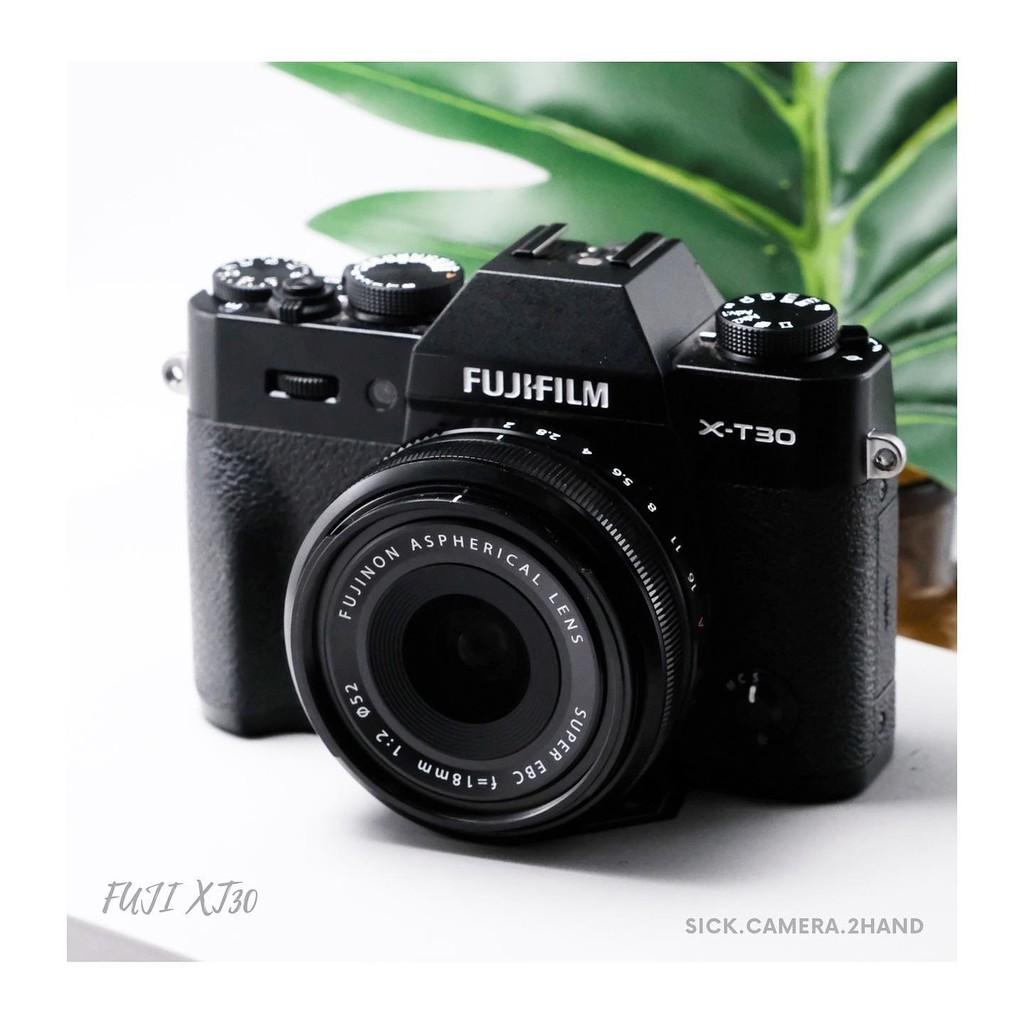 FUJI XT30 + 18mm f2 ( มือสอง ประกันเหลือ )