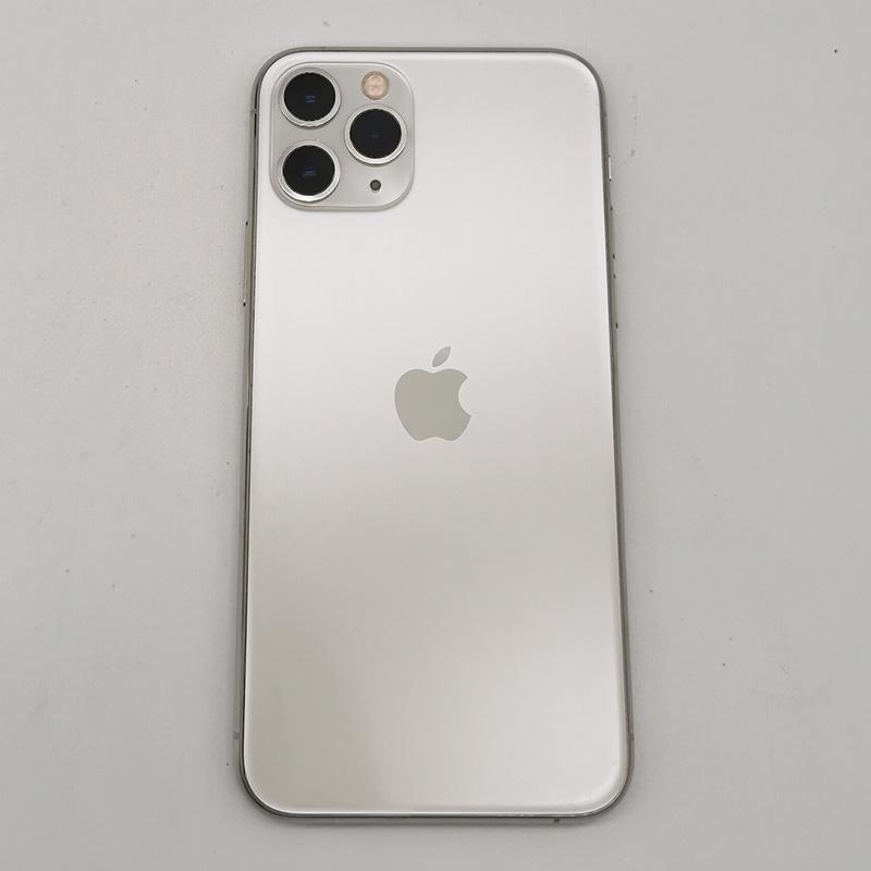 ✎▨✚99 ใหม่ iPhone 11 Pro เงิน 64G เดิมมือสอง Apple โทรศัพท์มือถือเต็ม Netcom Xianyu Youpin
