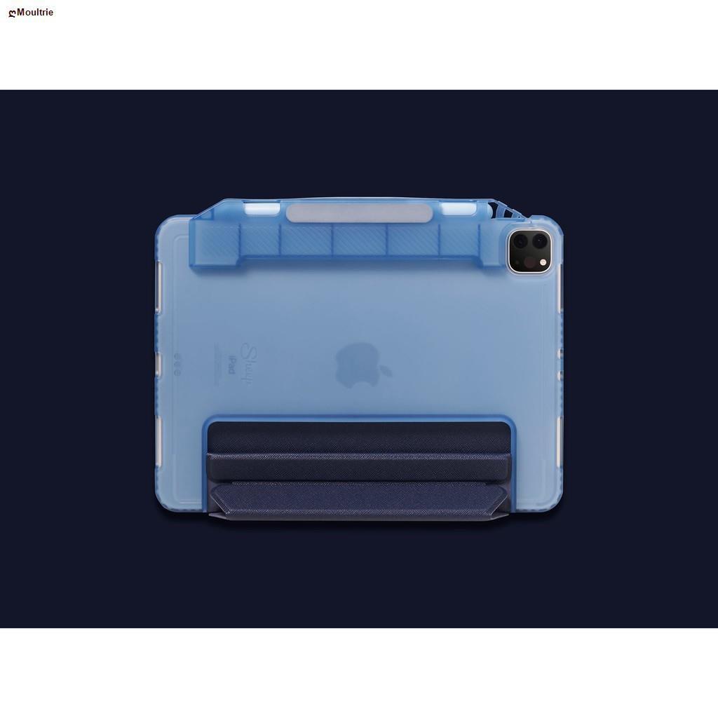 Moultrie▧✜◕People Case For iPad pro 11 2020 รุ่นใหม่ล่าสุดจาก AppleSheep ใส่ปากกาพร้อมปลอกได้ [พร้อมส่งจากไทย]