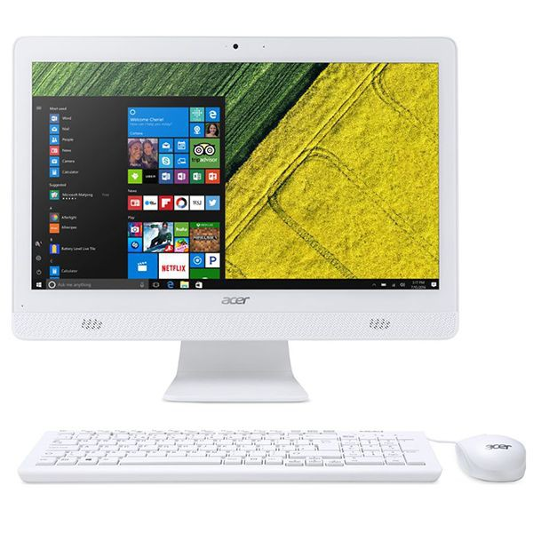 All in one PC Acer Aspire C20-820-374G5019Mi/T001 (DQ.BC6ST.001)