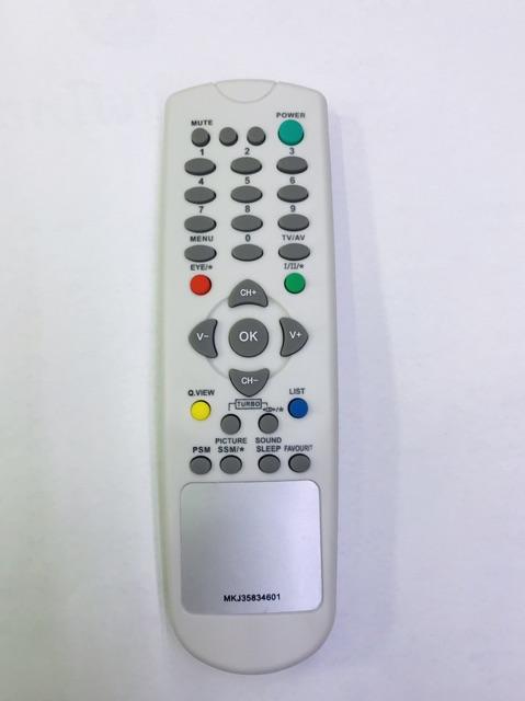 รีโมทTV