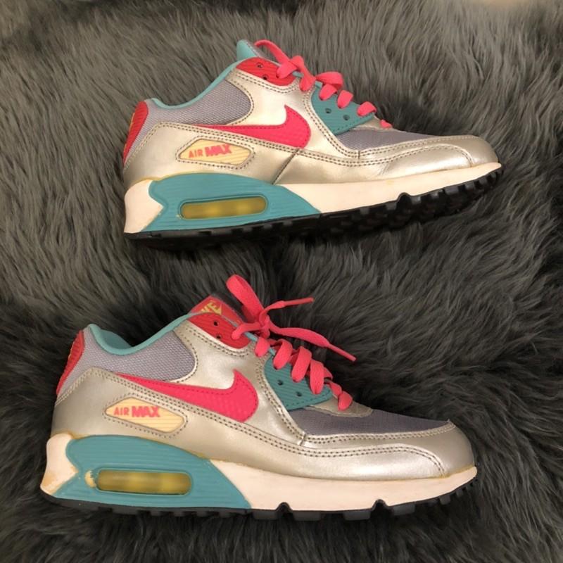รองเท้าผ้าใบ ) Nike Air max 90 ของแท้