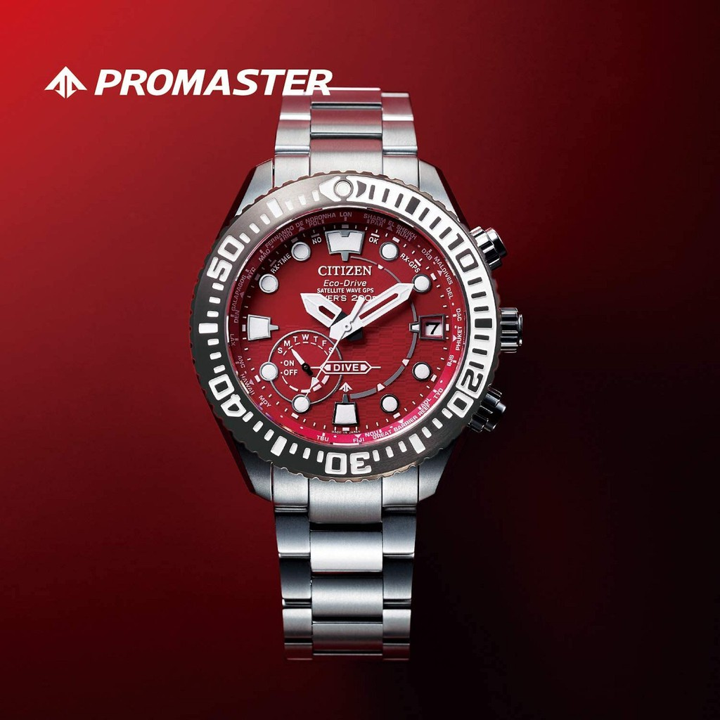 CITIZEN Promaster JOUNETSU CC5005-68Z Eco-Drive Satellite Watch Limited 800 PCS