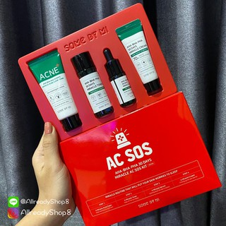Review Some By Mi AHA-PHA-BHA 30Days Miracle AC SOS Kit