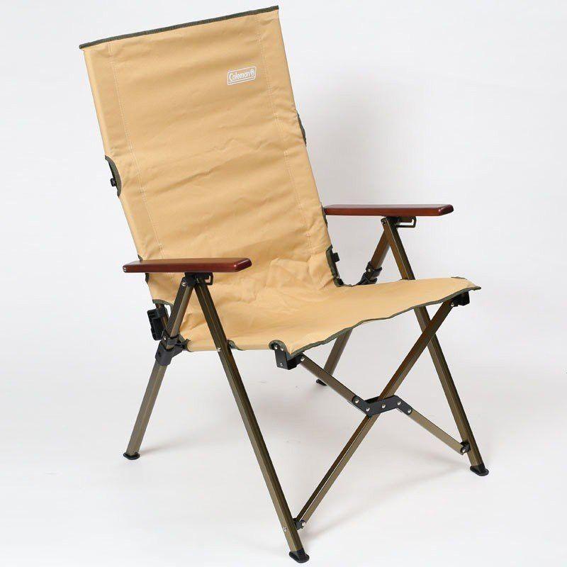 เก้าอี้ Coleman Lay Chair สี Coyote brown
