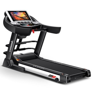 Household S600ED treadmill mini multi-function ultra-quiet electric small folding weight loss machine