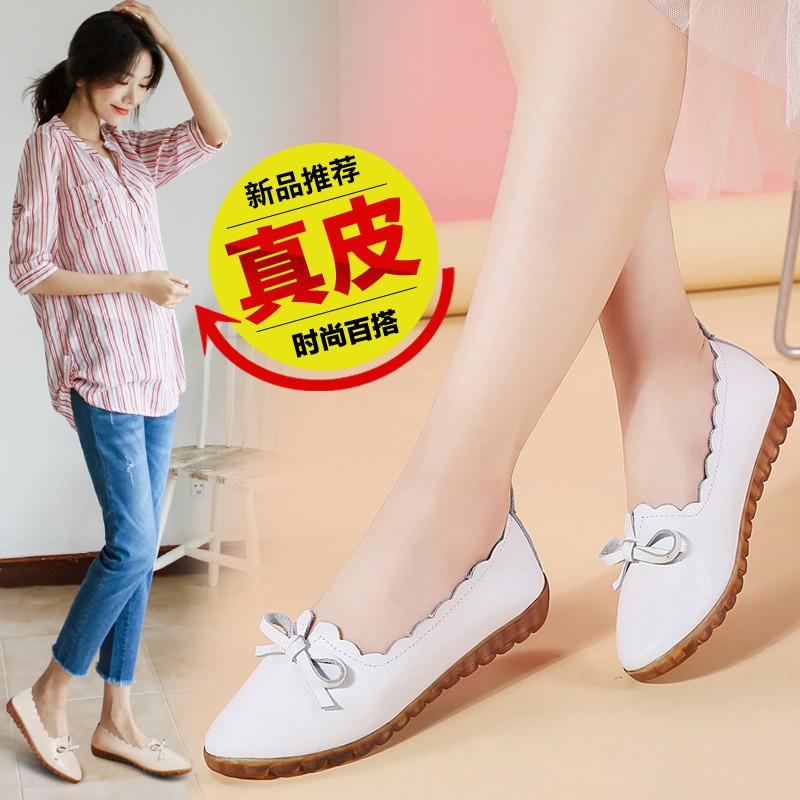 Size35~40 รองเท้าคัชชู รองเท้าคัทชูผู้หญิง รองเท้าคัชชูผู้หญิง รองเท้าส้นแบน mom loafers