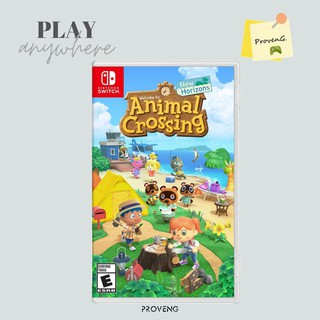 [มือ 1] Animal Crossing for Nintendo Switch