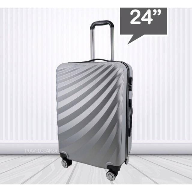 """กระเป๋าเดินทาง 24"""" กระเป๋าเดินทางล้อลาก กระเป๋าล้อลาก"""