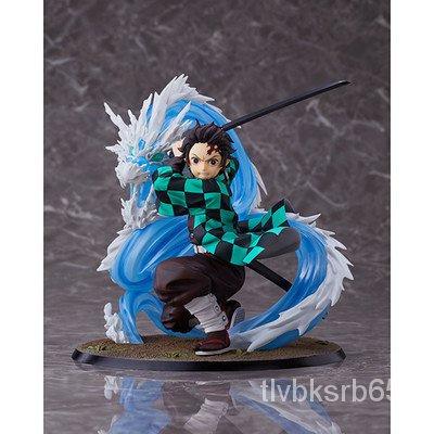 Figure model one pieceDemon Slayer: 17cm Collectibles Kamado Tanjirou Nezuko Zenitsu Inosuke Kanawo Giyuu Shinobu Kyouju