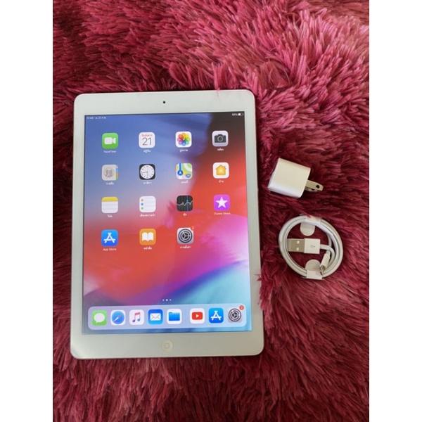 ipad Air1 16g. th  wifi เครื่องไทย สีขาว มือสอง