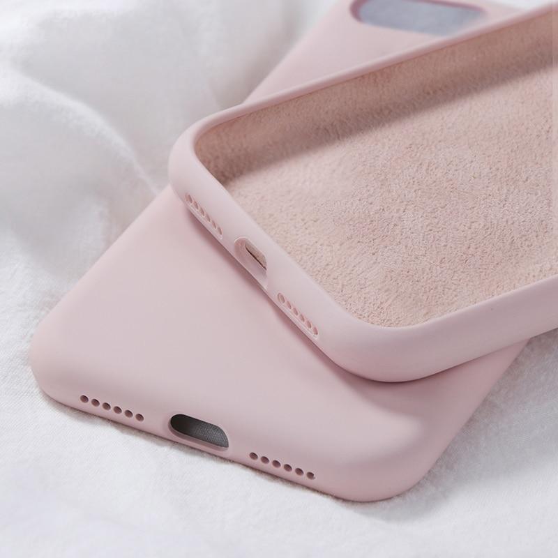 ใหม่Soft Candy Color Silicone Phone Case For Samsung Galaxy A9 J4 J6 J8 A7 A6 A750F J610 Note 8 9 10 Pro Plus Prime 2018
