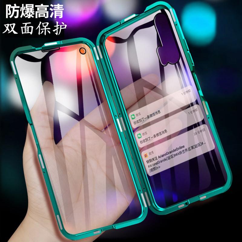 เคสโทรศัพท์มือถือแบบสองด้านสําหรับ Huawei Mate 30 P 30pro P 20