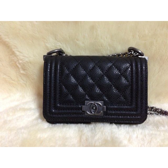 Chanel Boy Mini 6""