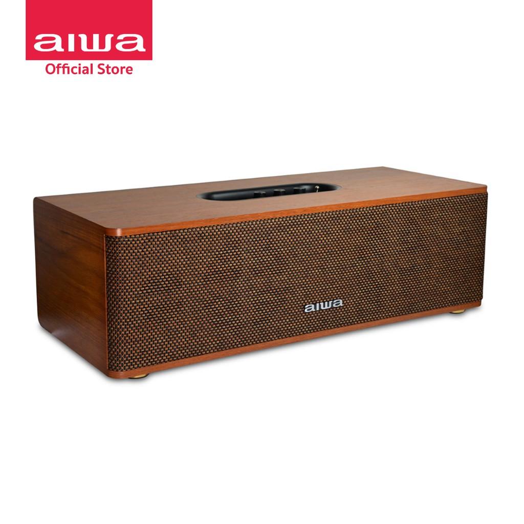 [ผ่อน 0%] AIWA Retro Elite Bluetooth Speaker ลำโพงบลูทูธ SUPER BASS