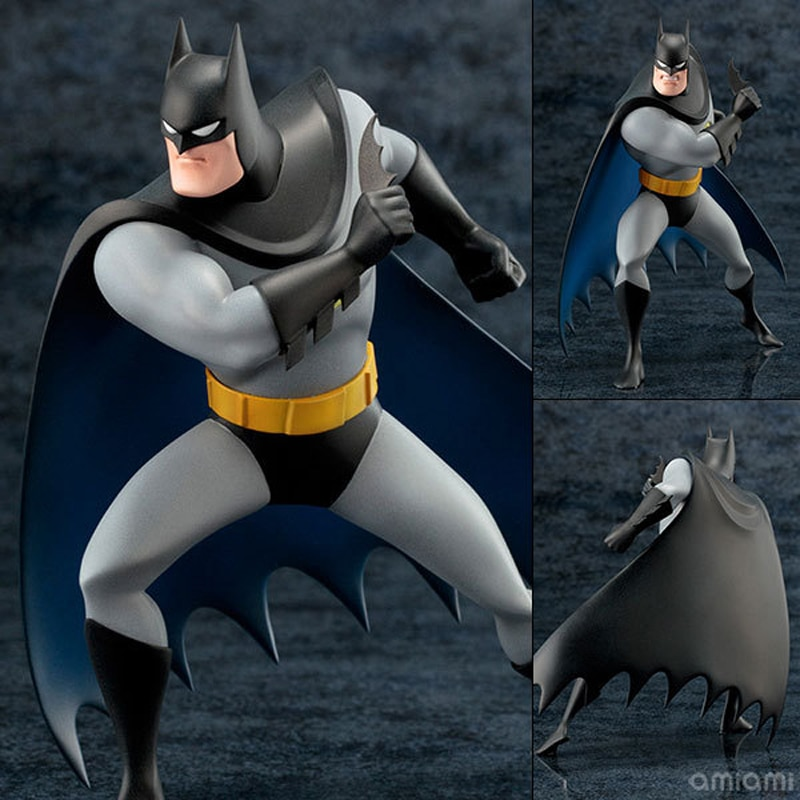 ARTFX+Action Figure The Animated Series Model Toys 18cm--*&