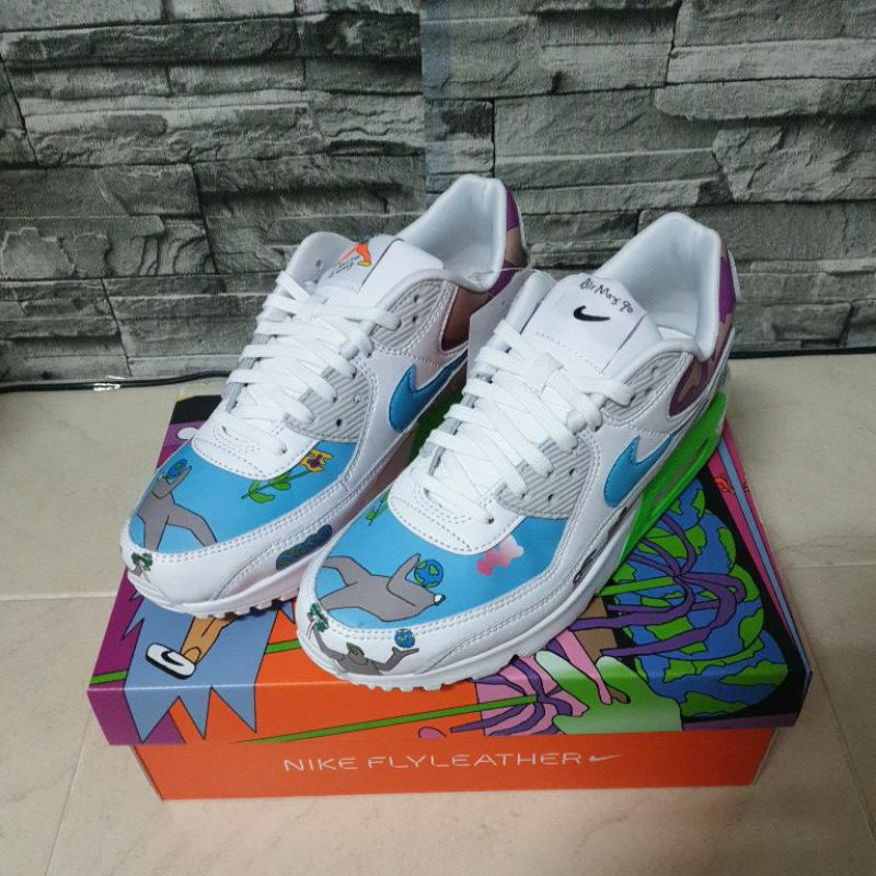 Nike airmax 90 x ruolan wang