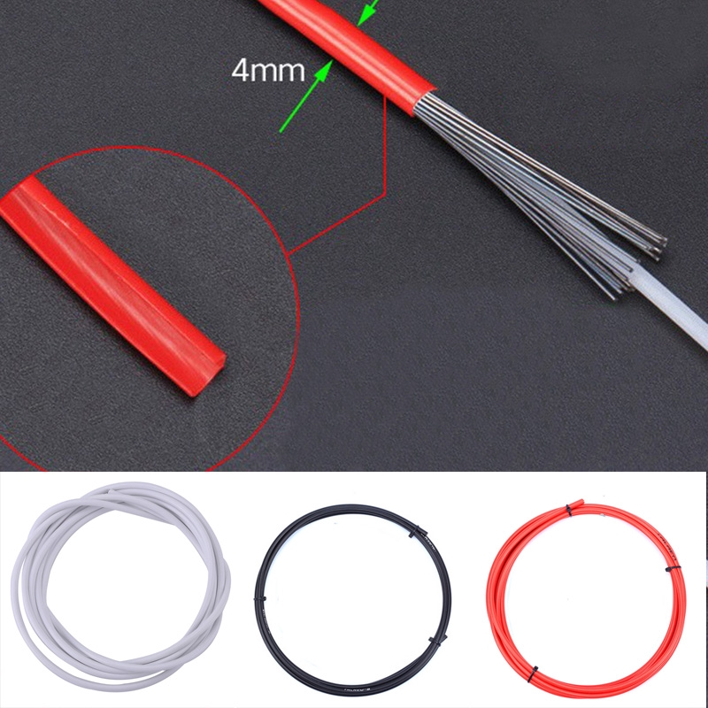 Repair Bike Shifter Cable Tube Universal Replacement Parts Tool 4mm High Quality