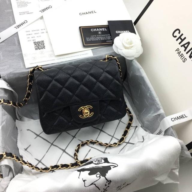 """Chanel classic mini 7"""""""
