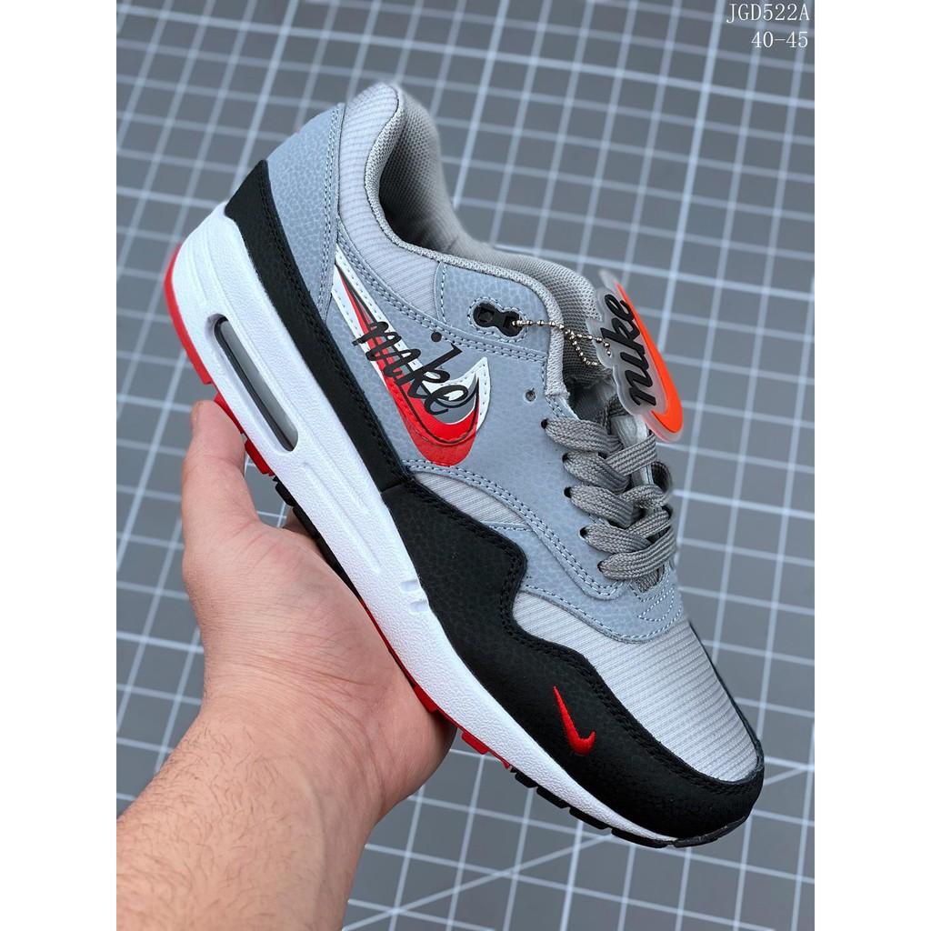 รองเท้าจ็อกกิ้ง Nike AIR MAX 90 รองเท้าผ้าใบรองเท้าลำลอง