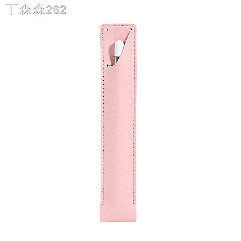 △❈กล่องเก็บของแขนป้องกันดินสอ Applepencil แท็บเล็ต Apple iPad ipencil เคสหนังรุ่นที่สองดินสอ anti