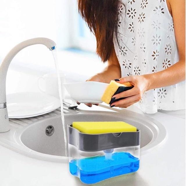 กล่องใส่น้ำยาล้างจาน