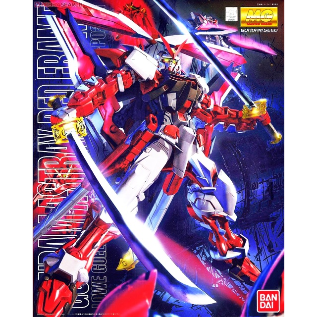 Image # 0 of Review MG  MBF-P02KAI Gundam Astray Red Frame kai