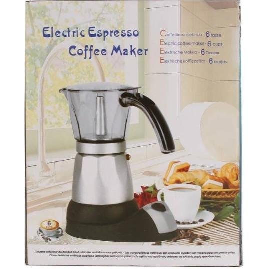 CAF อุปกรณ์ชงกาแฟ เครื่องทำกาแฟ moka pot ไฟฟ้า *พร้อมส่ง* ที่ชงกาแฟ