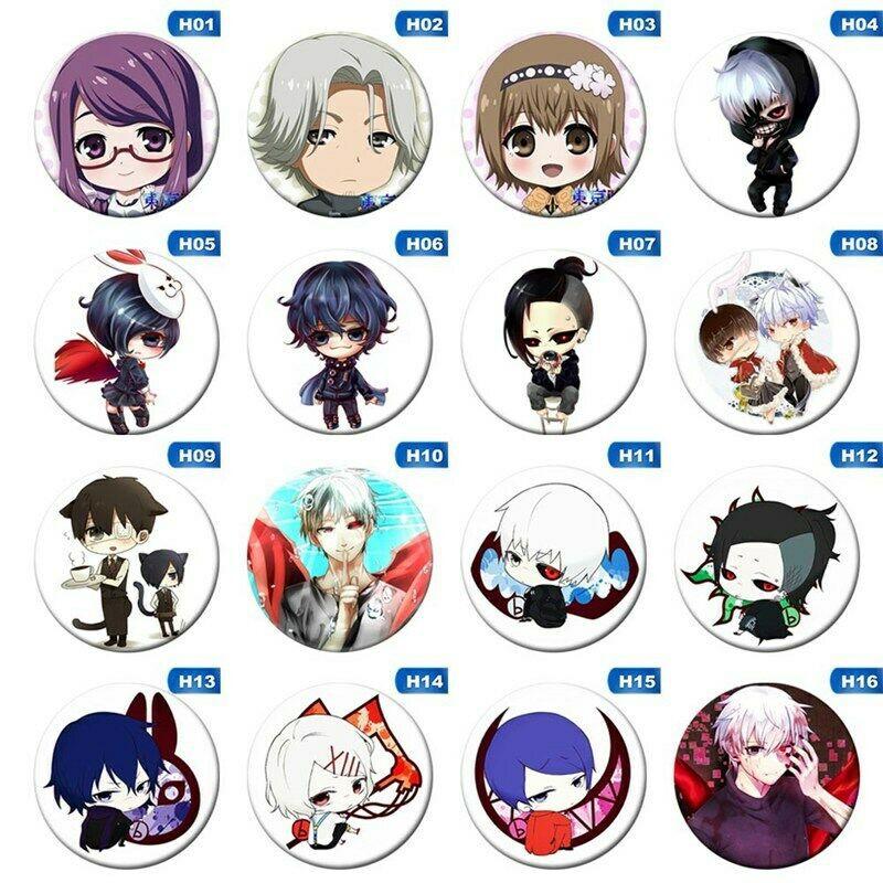 Tokyo Ghoul  badge