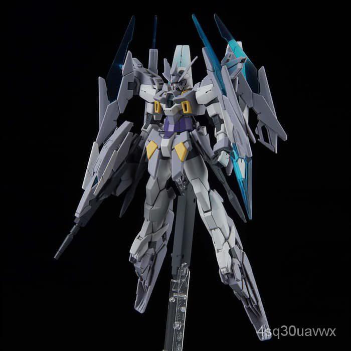 Hgbd 1 / 144 Hg Build Diver Gundam Age Ii Magnum Sv Ver Divers Gunla Bandai Model Kit | HGBD 1/144 HG Build Diver Gundam