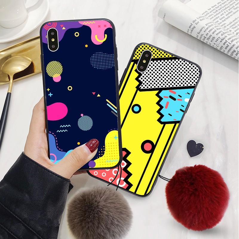 เปลือกนิ่ม เคส Samsung J2prime J7prime Soft Case Samsung J7pro Note5 Note8 A9 A9pro  เคส โทรศัพท์มือถือ Samsung S7 A6 S8 A20 A30 MENFIS โทรศัพท์มือถือ Samsung Handphone