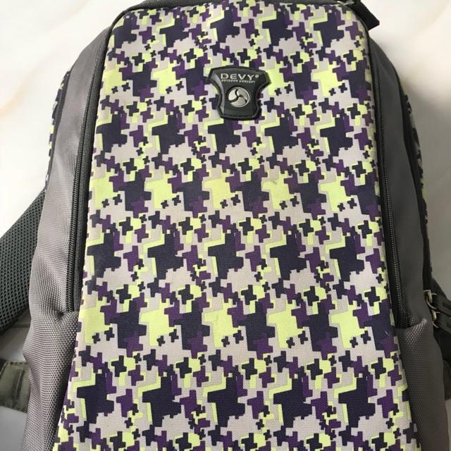 กระเป๋า โน๊ตบุ๊ต Devy ขนาด 15 นิ้ว มือสอง สภาพดี