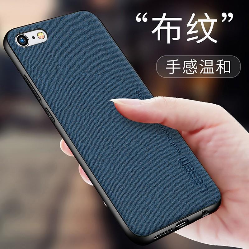 ☾เคสโทรศัพท์มือถือ Apple 6splus iphone6 7 8 เคสโทรศัพท์มือถือแอปเปิ้ล 6s 6p 7p 8p se รุ่นที่สองฝาครอบป้องกันรวมทุกอย่