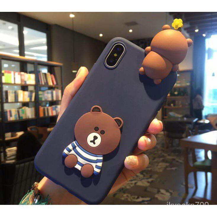 🔥YSW Samsung A5 A7 2017 A320 A520 A720 A6 Plus 2018 A9 Pro 3D PAPA Phone Case🔥 WcDN