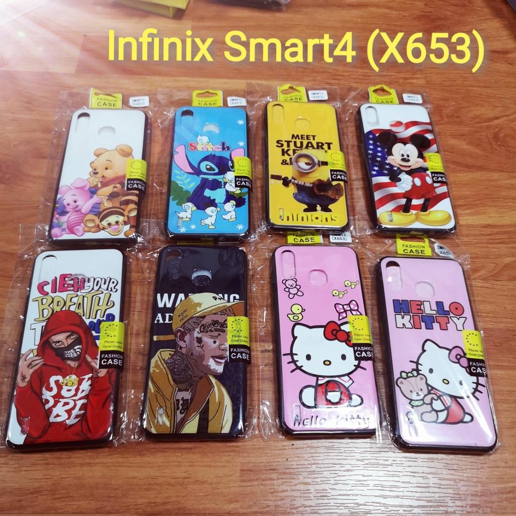 เคส Infinix Smart4 , X653 เคสinfinix smart4 x653