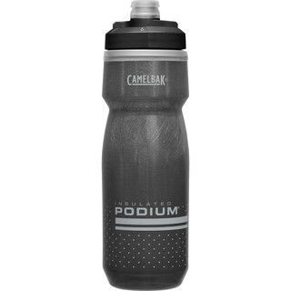 Navy Perforated Camelbak Podium Chill 21 oz Insulated Bike Bottle