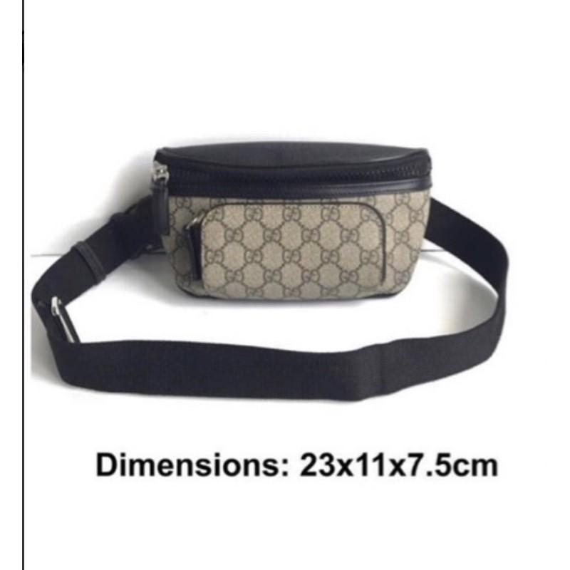 New Gucci Belt Bag (Banana)