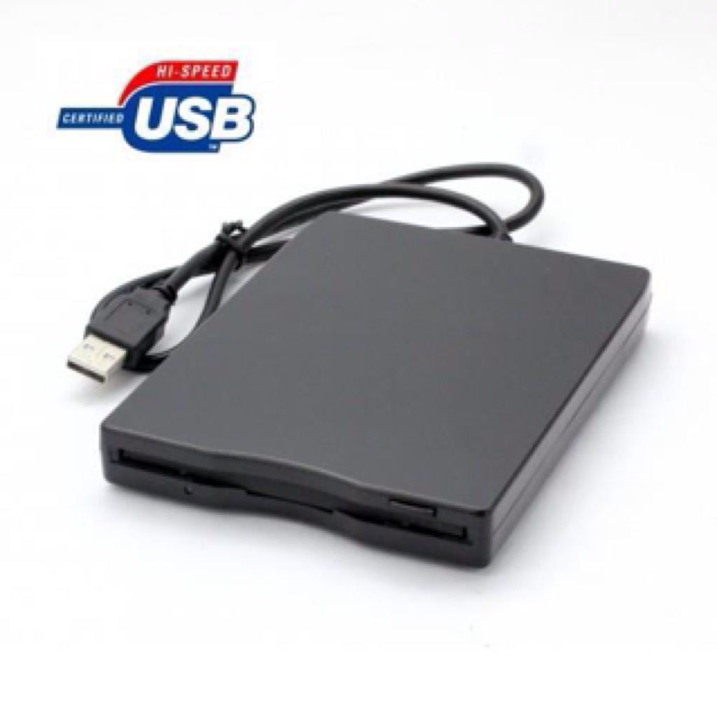 "💎3.5"" 144MB Upgrade Floppy Drive to USB Flash Disk Drive Emulator + CD Screws"